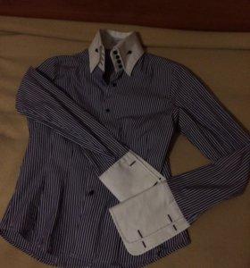 Рубашка White cuff