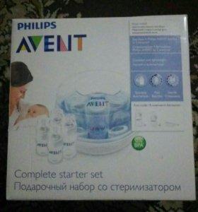 Стерилизатор для бутылочек philips AVENT
