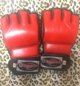 Перчатки для мма, боевого самбо
