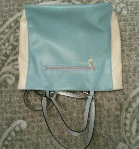 Летняя сумка (кожзам)