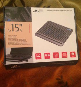 Подставка для ноутбука rivacase 5555laptop cooling