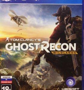 Продажа или обмен игры для PS4