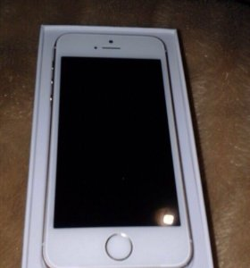 Appel iPhone 5S gold