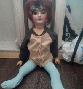 Кукла дореволюционная немецкая S&C