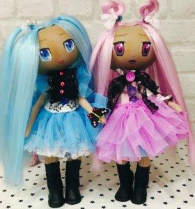 Волшебные куколки