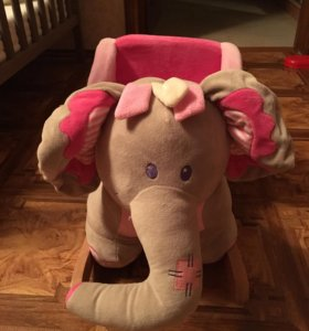 Качалка слоник !!!