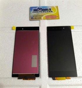 Дисплей на Sony xPeria z1 с тачскрином