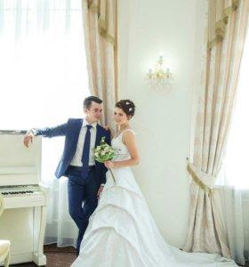 Свадебное платье от sincerity bridal