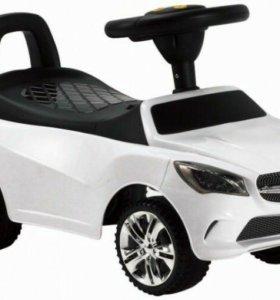 Новая машинка-каталка Mercedes