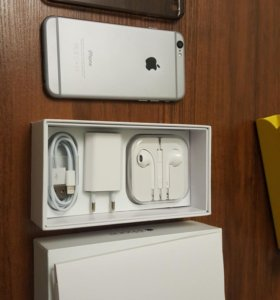 Iphone 6 16g space gray идеал