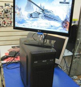 Игровой компьютер 4 ядра 4 гига 2 гига видео