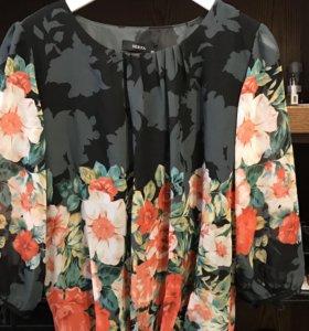 Блузка женская р 48
