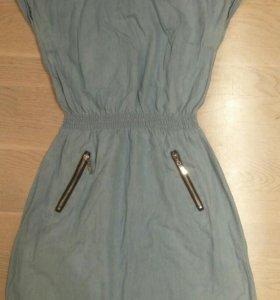 Платье котоновое