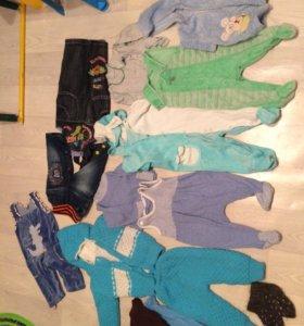 Пакет одежды от 56-80