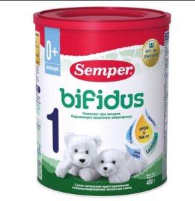 Смесь Semper 1 и Semper bifidus 1