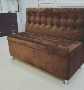 Новые диванчики