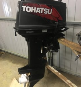 Лодочный мотор Тохатсу Tohatsu 30