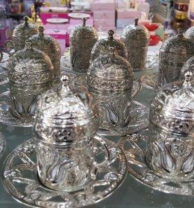 Кружки для кофе в восточном стиле