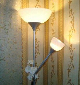 Светильник напольный