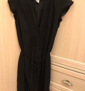 Шифоновое платье H&M