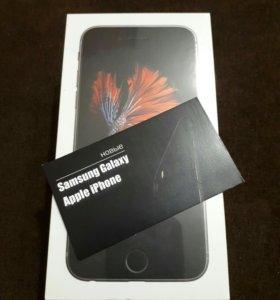 Новый Apple iPhone 6s 32gb space gray