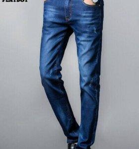 джинсы новые Playboy