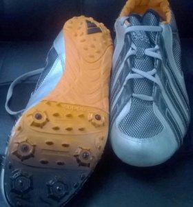 Беговые кроссовки спайкс