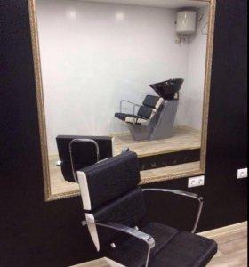 Кресло парикмахеру в аренду