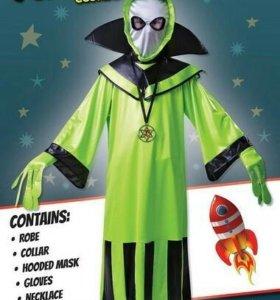 Карнавальный костюм детский Инопланетянин