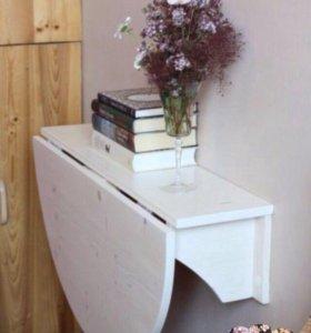 Откидные столы (изготовление)