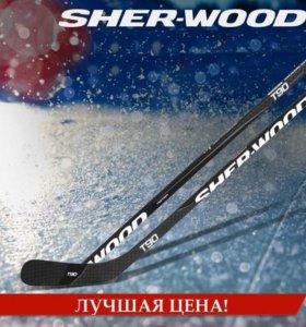 Клюшка хоккейная Sher-wood T90