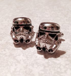 Запонки Star Wars.