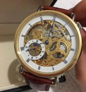 Часы наручные мужские Ingersoll skeleton