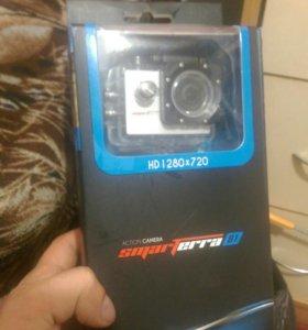 Action camera smarterra