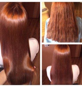 BOTTOX для волос