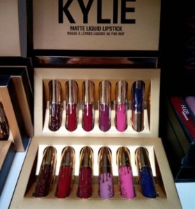 Набор памад Kylie