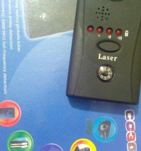 Детектер частот камер,микрофонов,wifi,и т.п.