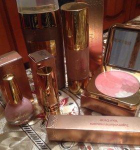 """Декоративной косметики набор """"золотая коллекция """""""