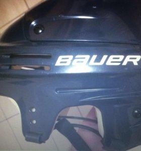 Шлем чёрный Bauer 4500