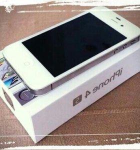 Iphone 4s 64 gb white