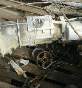 Коробка передач Mazda Bongo