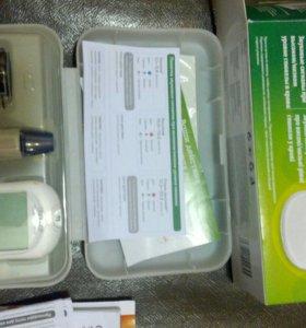 Система контроля глюкозы в крови