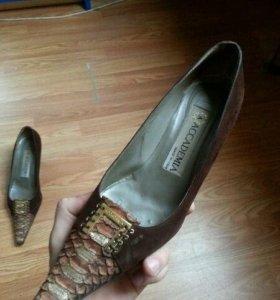 Итальянские туфли Accademia