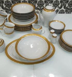 Китайский чайно—столовый сервиз на 8 персон