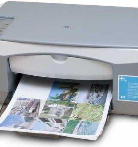 📎Принтер (+сканер) HP PSC 1410