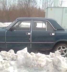 Волга 3110 2000г. Выпуска