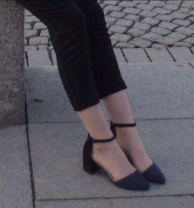Туфли stradivarius