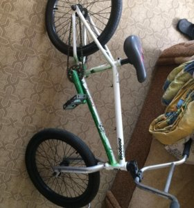 BMx mongoose legion