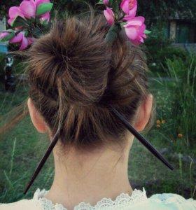 Палочки для волос