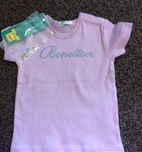 Тениска для девочки